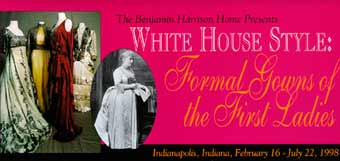 White House Gowns Exhibit